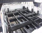 Máquina Drilling da placa do CNC para a construção de aço