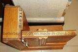 Modèle européen avec la porte en bois de prix bas à vendre