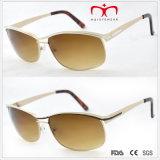 2015 Óculos de sol de esportes de metal de última moda masculina (MI227)