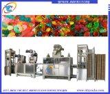 고성능 묵 사탕 생산 라인을%s 가진 기계를 만드는 자동적인 묵 사탕