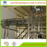 浄化された水充填機か装置または生産ライン
