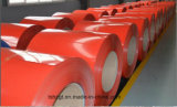PPGIの鋼鉄コイル、Hot-DIP電流を通されたPPGIのコイル、建築材料