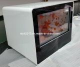 transparente Note LCD Showbox der Form-21.5inch
