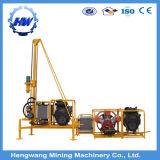 Hydraulische Felsen-Bohrung, Kern-Bohrmaschine