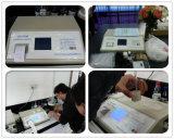 Equipos de laboratorio aceite de petróleo Anlyzers azufre contenido Instrumentos GD-17040