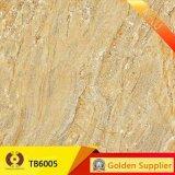 Отполированная строительным материалом застекленная плитка настила фарфора (TB6045)
