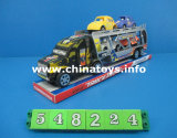 마찰 트레일러 승진 선물 플라스틱은 트럭 장난감 (548224)를