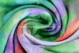 Популярное изготовленный на заказ цветастое полотенце йоги печатание с материалом Microfiber