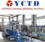 병에 넣은 물 플랜트 (YCTD)를 위한 PE 필름 수축 감싸는 기계