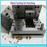 工具細工の押すことを押す工場精密打つ型は停止する