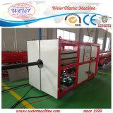 Пластиковый воды HDPE трубы экструзии станочная линия