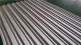 Hoja de acero inoxidable de chapa de acero galvanizado de techos de metal