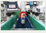 Автоматический 50мл стеклянная бутылка площади Labeler, 2 Стороны Jar наклейки этикеток машины