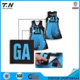 中国の卸し売りカスタム昇華ネットボールのネットボールの服