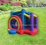 Moonwalk inflables Jumping Rainbow Bouncer