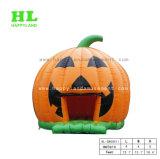 Halloween-aufblasbarer Kürbis-Haus-Prahler