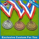 Schule-Hochschulhochschulsport-Medaillen-Staffelung-Medaillen-Großverkauf