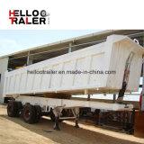 40t 덤프 트럭 트레일러, 제조에서 반 팁 주는 사람 트레일러