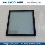 Fabricante inferior de plata doble revestido vendedor caliente del vidrio de la seguridad E de la construcción de edificios