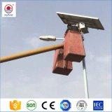 Haute luminosité 30W 40W 50W 60W 70W 80W 100W 120W Rue lumière LED solaire de plein air en provenance de Chine fournisseur