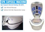 Bio luz para la pérdida de peso con la cápsula lejana del BALNEARIO de la terapia de la luz infrarroja de 8 colores LED