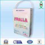 Detergente del detergente del lavadero de la marca de fábrica de Pralla