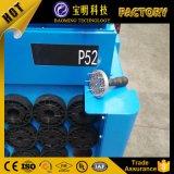 Mangueira de Incêndio Hidráulico Flexível e versátil máquina de crimpagem / Borracha de moldagem por compressão