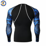 새로운 디자인 인쇄 남자 경솔한 가드 파도 수영복 수영복