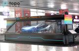 180 vetrina della visualizzazione dell'ologramma di grado 3D (HD180-TP)