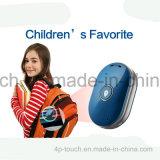 Kind/Persoonlijke Draagbare GPS Drijver met Sos Knoop voor Hulp Pm01