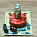 PCB van de macht controleren de Roterende Schakelaar van Snelheid 4