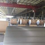 Los materiales de construcción de la bobina de laminado en caliente de la bobina de techado de aluminio con recubrimiento de color