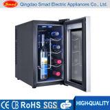 Никакой шум термоэлектрический Автоматическ-Не размораживает шкаф вина
