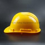 건축재료 안전 헬멧 HDPE 모자 기관자전차 헬멧 (SH502)