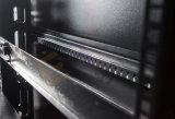 19 pollici dividono le cremagliere con il vano per cavi per il sistema di cablaggio
