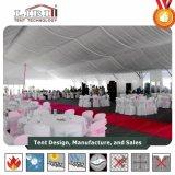Grosses Verbindungs-Aluminiumfestzelt, das Zelte für Hochzeiten verziert