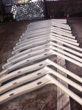 Structure en acier Les types de matériaux hangar de parking