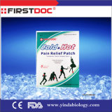 Échantillon gratuit Capsicum Plaster Like Salon Pain Relief Patch and Knee Pain Plaster