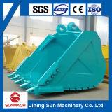 Cubeta do Backhoe para a máquina escavadora Sk210 da esteira rolante de Kobelco