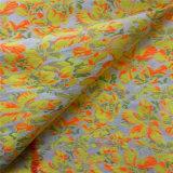 Ткань провода металла Canxing покрашенная пряжей Grandiflora