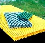 Resistente y duradero el FRP pultrusión rejilla suelo