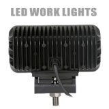 Offroad 무거운 장비 트랙터 트럭을%s LED 일 빛