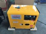 ホーム、5kVAディーゼル発電機のための極度の無声ディーゼル発電機5kVA