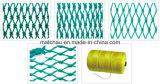 El equipo de salvamento marítimo la cuerda de seguridad Net