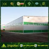 2017 Metal la construcción de proyectos de construcción Estructura de acero Industrial