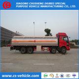 20000L Refueling 트럭 20m3 판매를 위한 화학 유조선 트럭