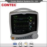 """Farbe LCD-lebenswichtige Zeichen-Patienten-Überwachungsgerät der Klinik-8 """""""