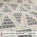 Оптовая продажа ткани шнурка сети хлопка способа (M3471)