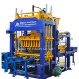 Blockierenziegelstein-Block der automatischen konkreten Straßenbetoniermaschine-Qt5-15, der Maschine herstellt