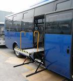 Uvl-700S-1090Elevador para silla de ruedas Van con CE Instalar en la puerta de medio